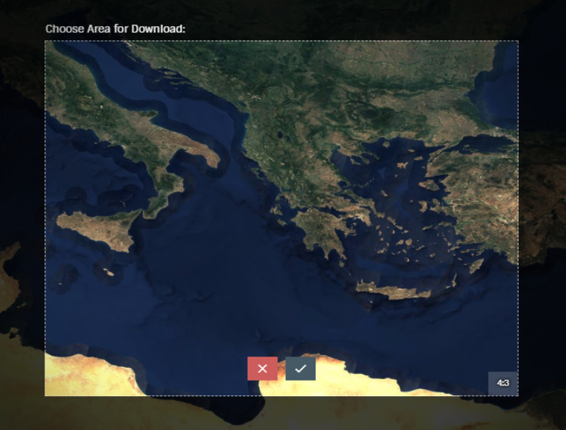 Sentinel 2 cloudless map of the world by eox option 1 sentinel 2 cloudless download service gumiabroncs Choice Image